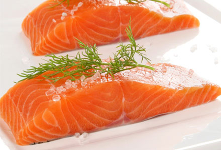 Cancer Causing Foods - Farmed salmon