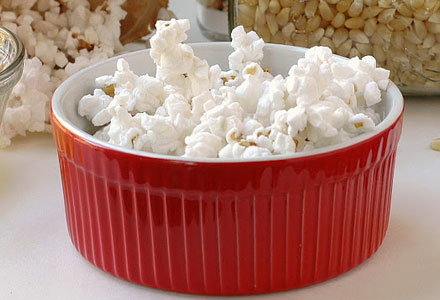Cancer Causing Foods - Microwave popcorn