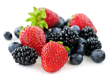 Healthy Foods for Women - Berries