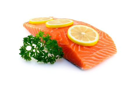 Healthy Foods for Women - Salmon
