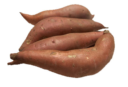 Healthy Foods for Women - Sweet Potatoes