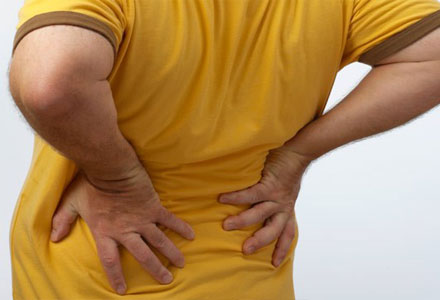 Diseases Caused by Obesity - Back Pain
