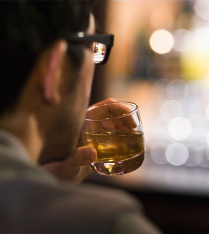 Alcoholism Link to Brain Impairment