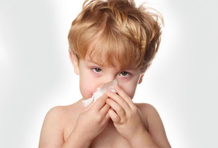 Breathing Diseases in Children - Common Cold