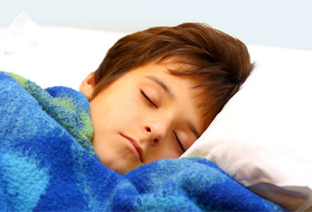 Common Cold Home Remedies - Rest