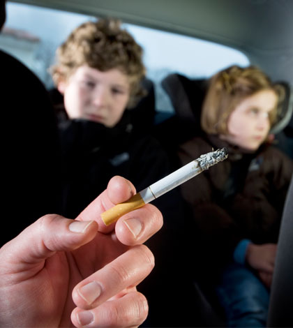 Effects Of Parent's Smoking On Their Kid's Health
