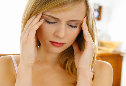 Migraine Headaches Natural Cures - Stress Management