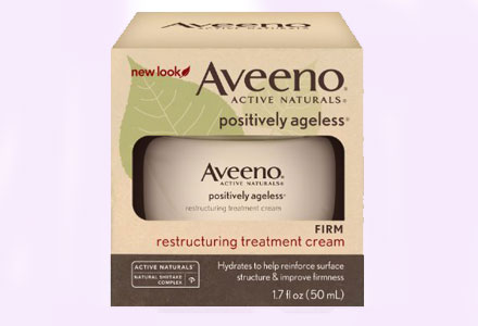 Sensitive Aging Skin Care Products - Aveeno