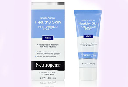 Sensitive Aging Skin Care Products - Neutrogena
