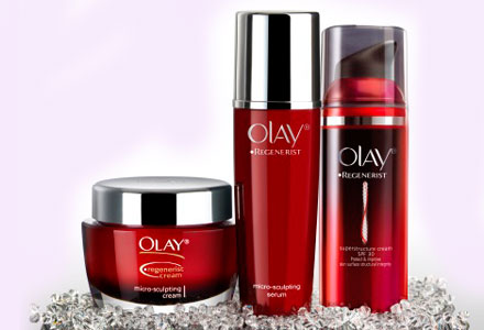Sensitive Aging Skin Care Products - Olay Regenerist