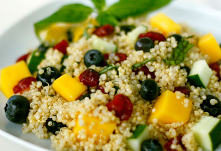 Breastfeeding Mom Diet Recipes - Quinoa