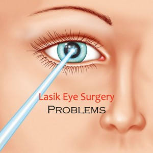 Lasik Eye Surgery Problems