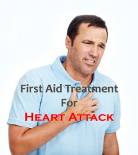 First Aid Heart Attack Treatment