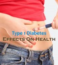 Type 1 Diabetes Effects