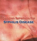 Syphilis Disease Symptoms