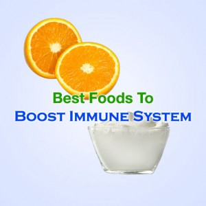 Best Foods to Boost Immune System