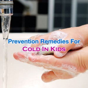 Cold Prevention Remedies