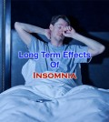 Long Term Effects of Insomnia