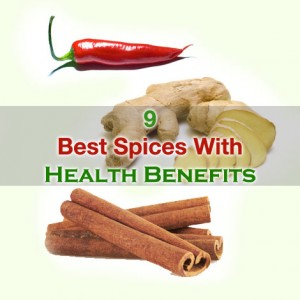 Best Spices For Health Benefits