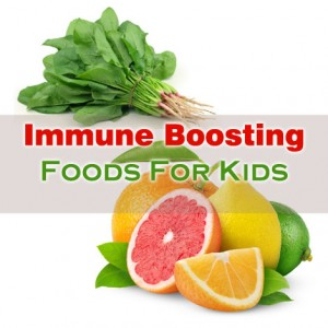 Immune Boosting Foods For Kids
