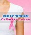 Preventions Of Breast Cancer