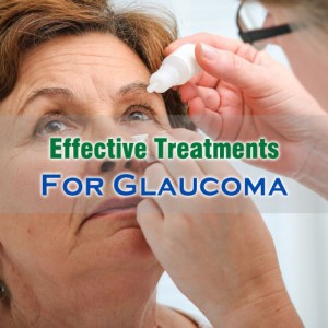 Treatments For Glaucoma Of The Eyes
