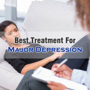 Best Treatment For Major Depression