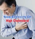 Side Effects of High Cholesterol