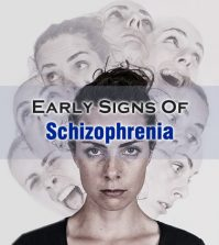 Early Signs Of Schizophrenia