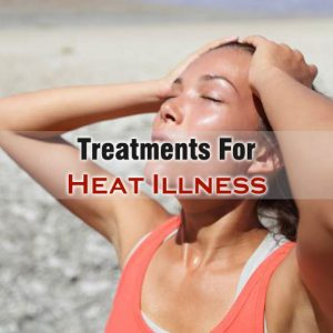 Heat Illness Treatment