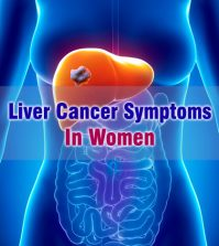 Liver Cancer Symptoms In Women