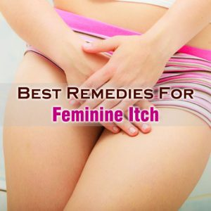 Feminine Itch Remedies