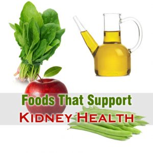 Foods That Support Kidney Health