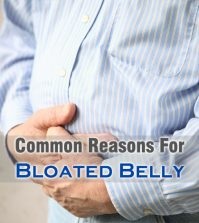 Reasons For Bloated Belly