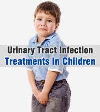 Urinary Tract Infection Treatment In Child